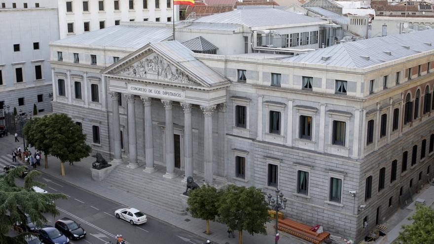 Congreso de los Diputados (EFE)