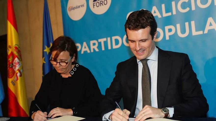 Casado compara los decretos leyes del Gobierno con el Plan E de Zapatero