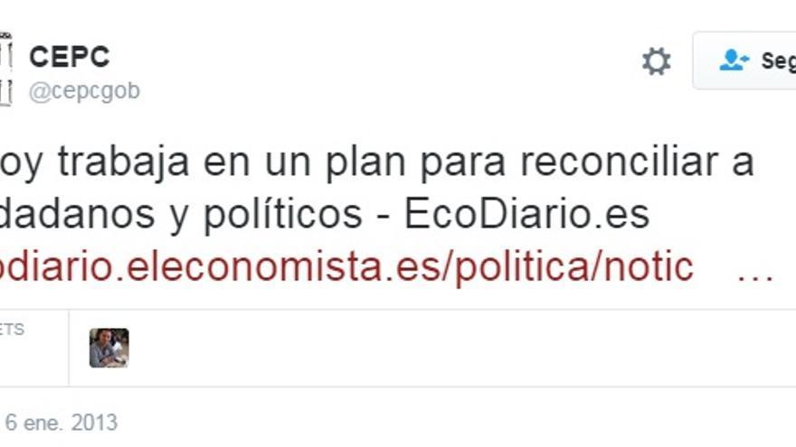 Tuit del CEPC