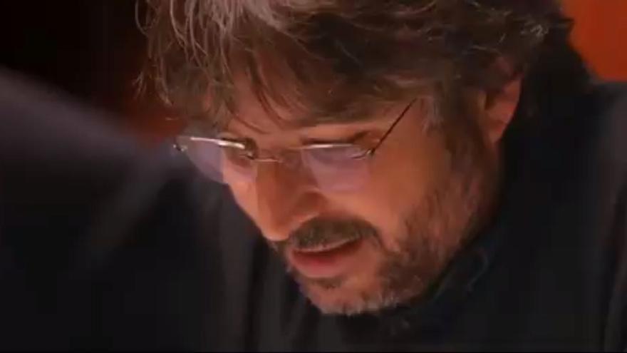 """Évole avanza en vídeo """"al Borbón menos campechano"""""""