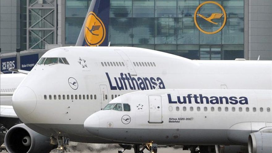 Lufthansa reduce al 2 por ciento su participación en Airline Group Limited