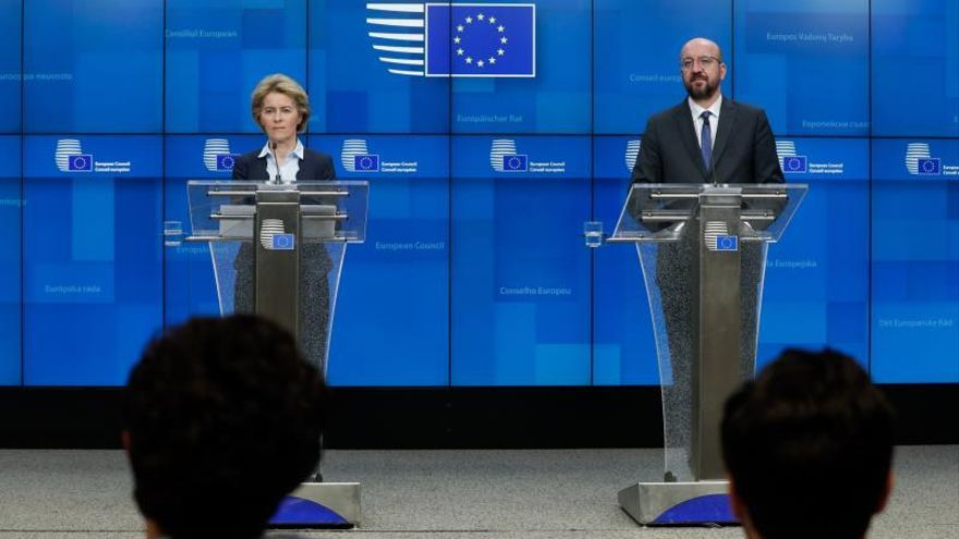 """La Unión Europea usará """"todas las herramientas"""" para superar el coronavirus"""