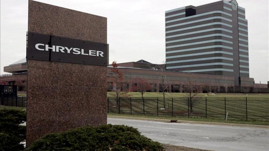 Las ventas del Grupo Chrysler en Estados Unidos aumentaron un 11 por ciento en octubre