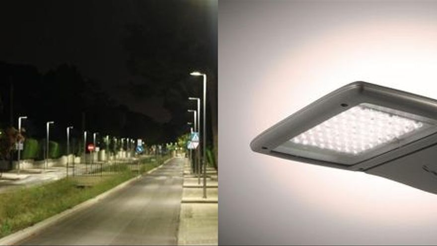 El ayuntamiento cambiará la tecnología de la iluminación en las pedanías