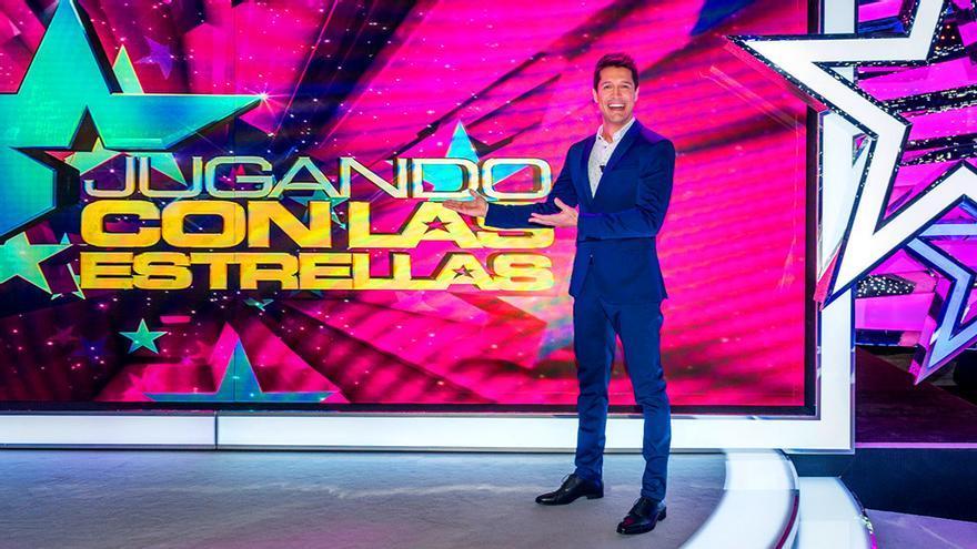 Jaime Cantizano presenta 'Jugando con las estrellas', la nueva apuesta de entretenimiento de TVE