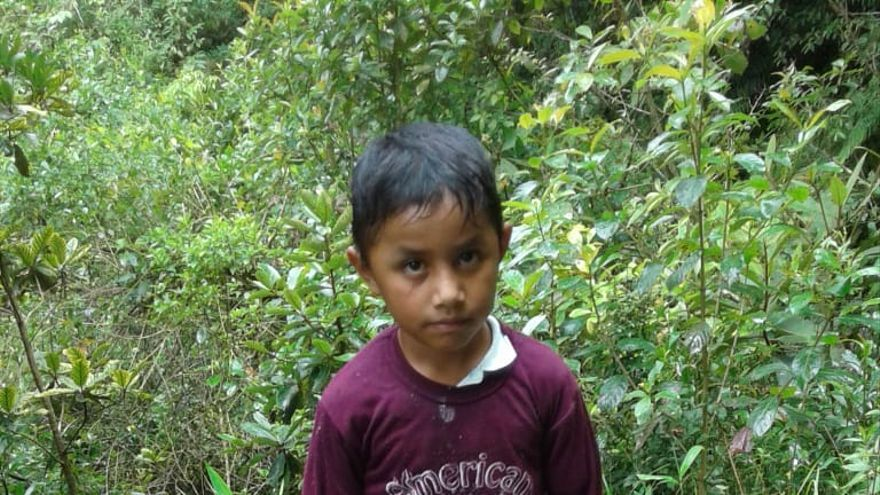 Felipe Gómez, el segundo niño fallecido bajo custodia de EEUU.