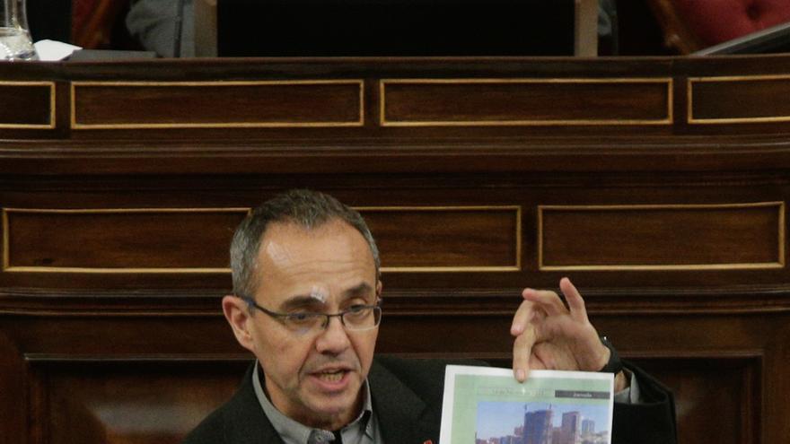 ICV exige a Rajoy que impida que Alfredo Sáenz cobre una pensión de 88 millones