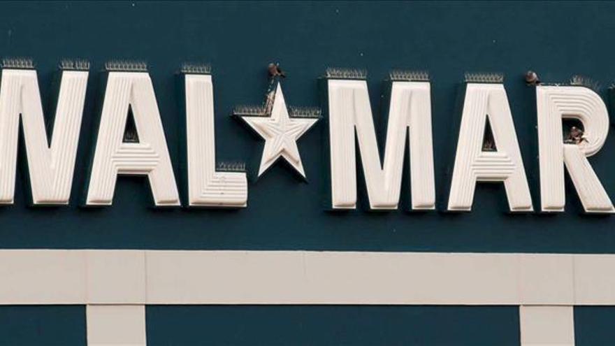 Walmart gana 10.120 millones de dólares hasta octubre, un 9,8 por ciento menos