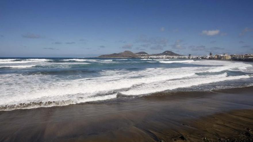 Del oleaje en Las Canteras (I) #5
