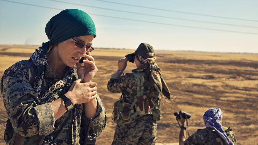 Fotograma de 'Comandante Arian', de Alba Sotorra