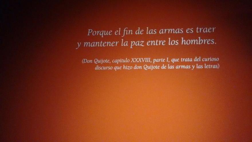 Cervantes nueva exposición en Toledo