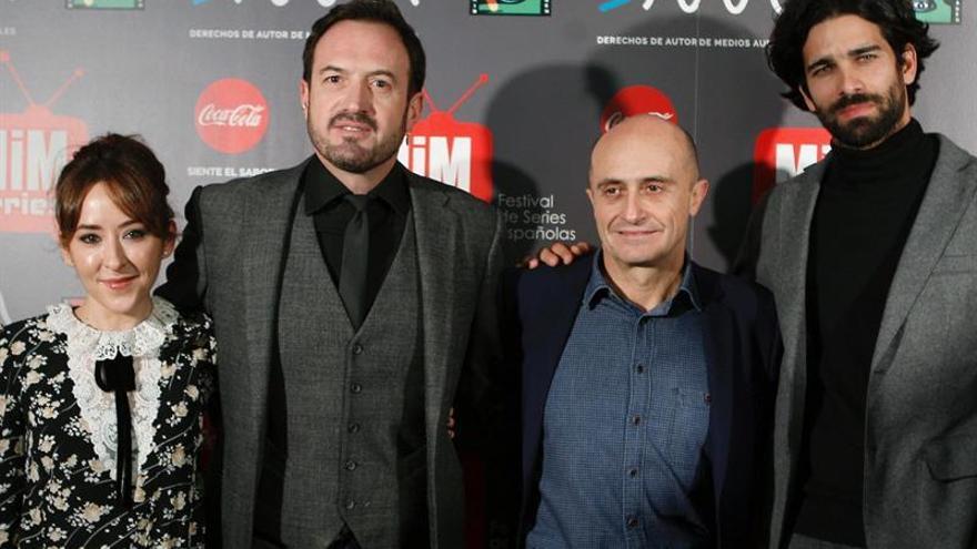 """""""Vis a vis"""" y """"La que se avecina"""", premiadas en el festival MiM Series"""