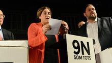 La pugna entre independentistas y comunes explicada en nueve municipios