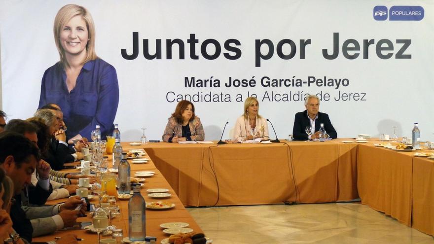 García-Pelayo(PP) presenta un programa de gobierno centrado en crear empleo y mejorar los servicios públicos