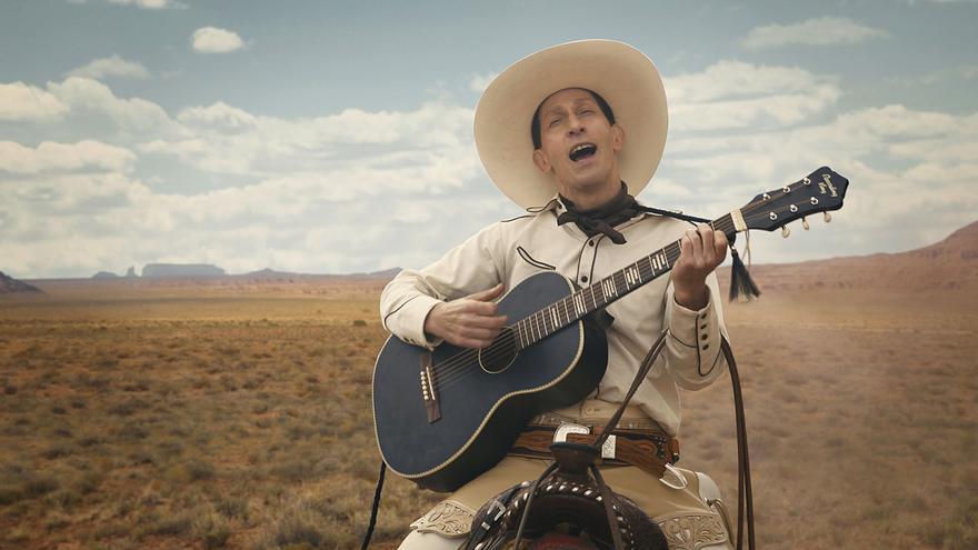 Tim Blake Nelson en 'La balada de Buster Scruggs'