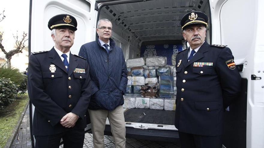 Cae una red de tráfico de cocaína que pretendía abrir una ruta en España
