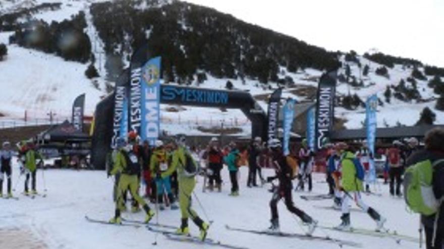 Campeonato de España de Esquí de Montaña por Equipos 2014
