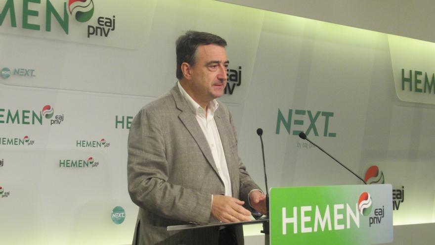 PNV se alegra del acuerdo PSOE-Podemos pero lamenta que se logre después de 6 meses y cuando Vox ha irrumpido con fuerza
