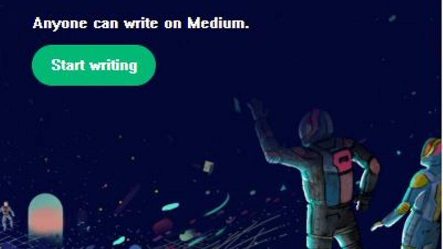 Ahora es posible navegar por Medium con System como fuente de la interfaz