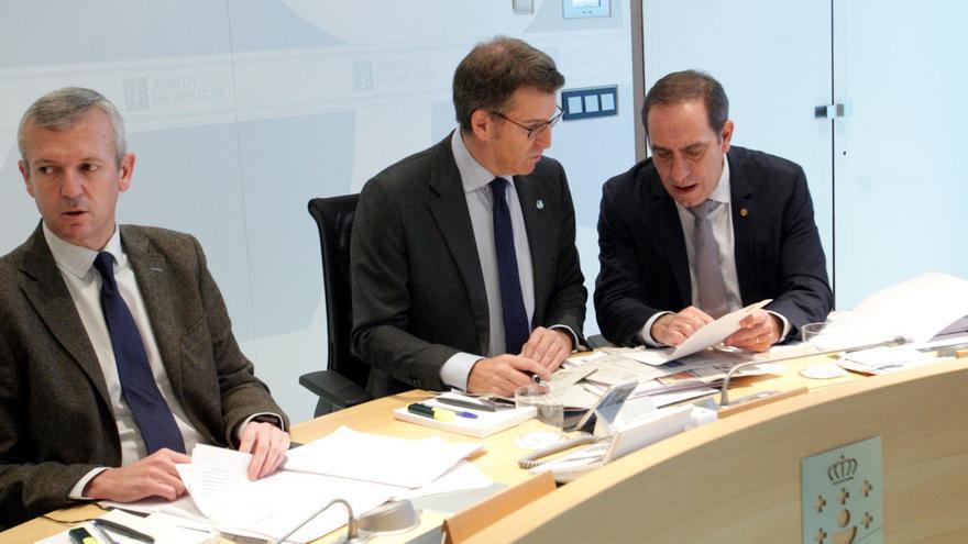 Consello da Xunta del 29 de diciembre de 2016, que aprobó el traspaso de presupuesto al fondo de imprevistos