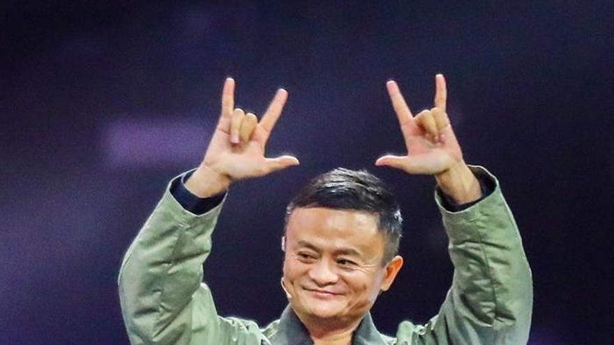 Alibaba generó ventas por 11.900 millones de dólares en las primeras dos horas del Día del Soltero