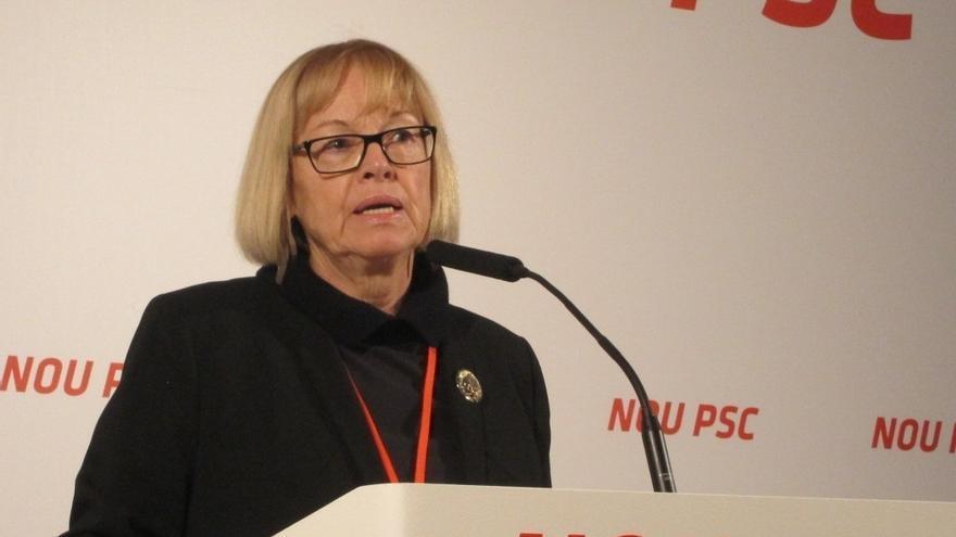 Eurodiputada catalana del PSOE dice que no repetirá en las europeas por discrepancias con la línea de Pere Navarro