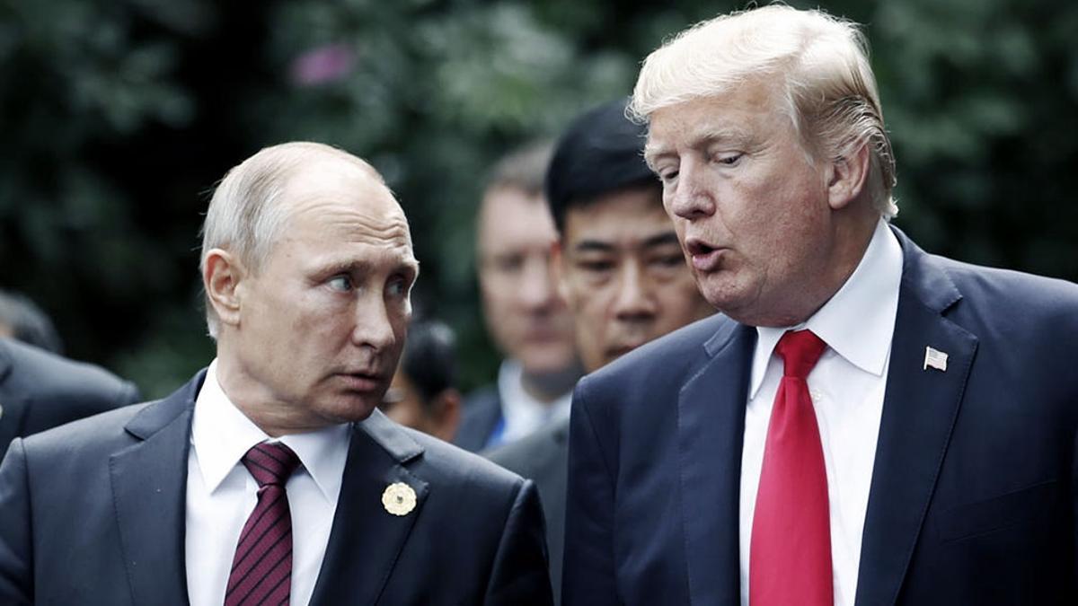 Putin y Trump se vieron las caras en una cumbre del G20, celebrada en julio de 2017 en Hamburgo, Alemania, y en un encuentro bilateral realizado en julio de 2018 en Helsinki, Finlandia.