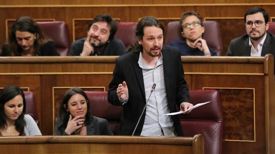 Pablo Iglesias insta a Fachín y la dirección de Podemos Cataluña a volver a la mesa de negociación del partido de Colau