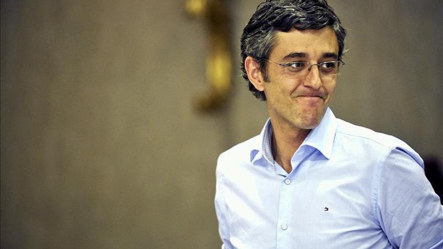 Eduardo Madina ya tiene los avales que le convierten en candidato oficial para relevar a Rubalcaba