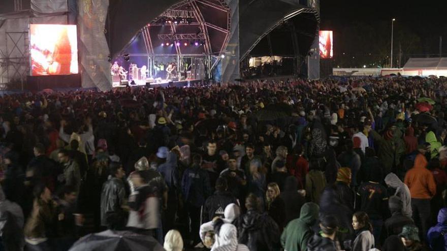 Facua denuncia que el festival Viñarock no reembolsa las entradas pese al aplazamiento