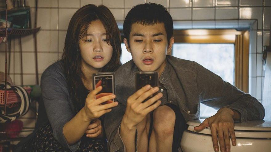 Fotograma de 'Parásitos', la última película de Bong Joon-ho y ganadora de la Palma de Oro en Cannes