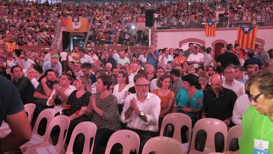 47.000 voluntarios y 750 alcaldes ya han pedido colaborar con el referéndum
