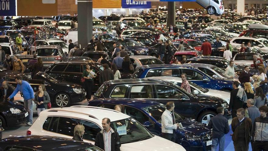 Las ventas de vehículos usados crecen un 14,9% en el primer semestre en Cantabria