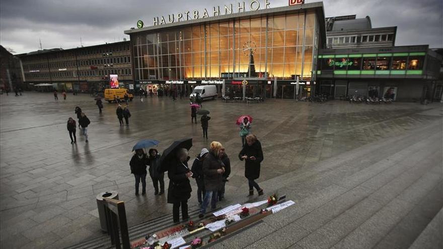 Los ataques xenófobos en Colonia se coordinaron a través de las redes sociales