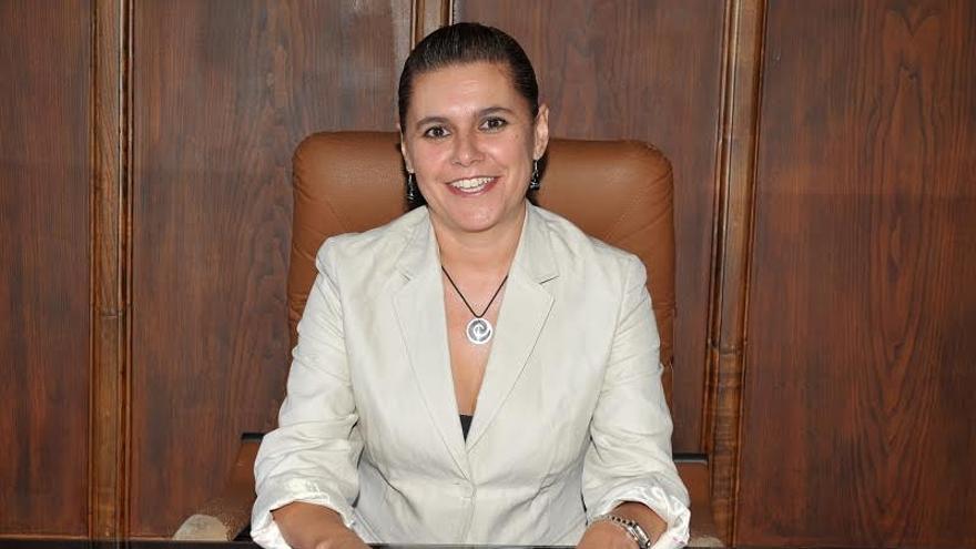 Cristo Pérez, concejal del PP en El Paso.