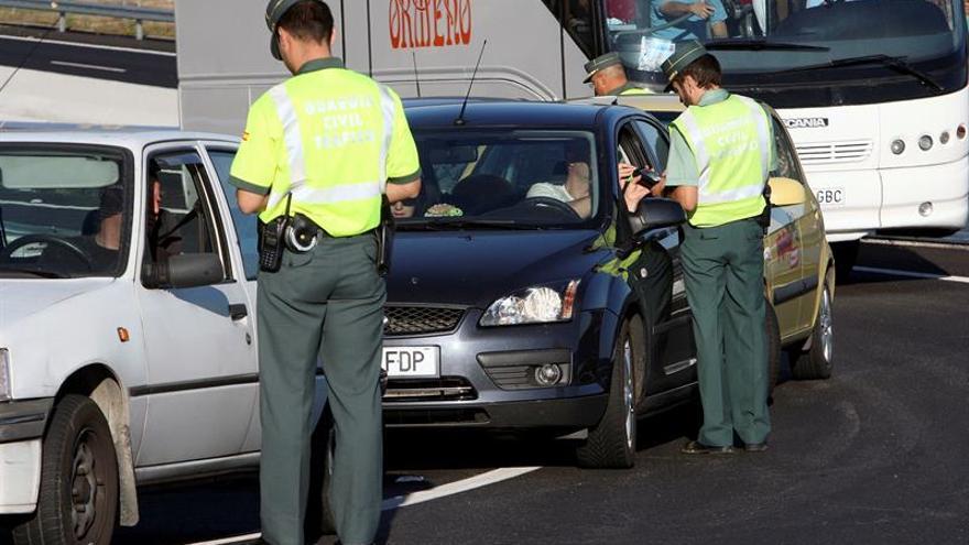 Muere atropellado un policía local en A Coruña en un control de alcoholemia