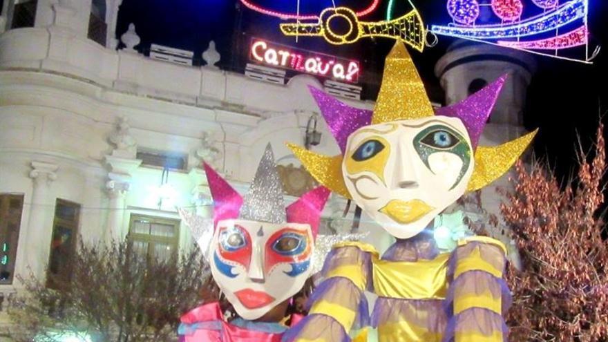 Carnaval en Villarrobledo (Albacete)