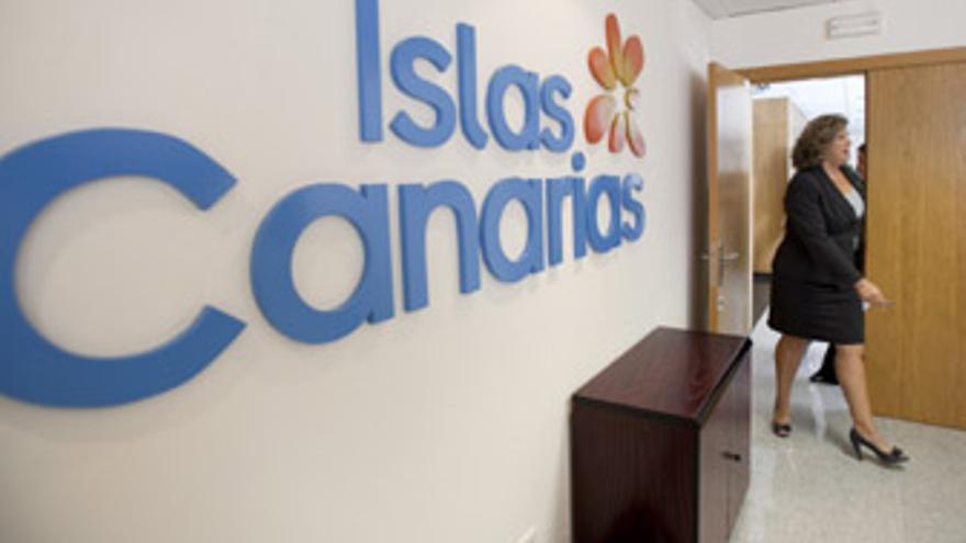 Canarias va a Londres con un pabellón de 438.000 euros y 800 metros cuadrados