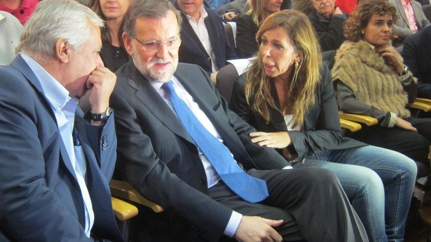 """Sánchez-Camacho recalca que el PP va aprobando los candidatos que le """"proponen"""" las direcciones regionales"""