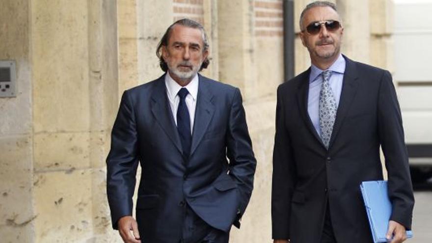Francisco Correa y Juan Carlos Navarro.