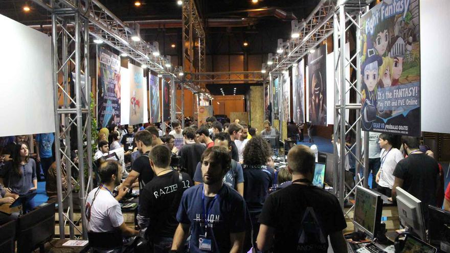 Zona Madrid Games Week