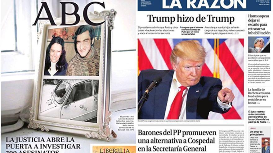 Los titiriteros desaparecen de la prensa