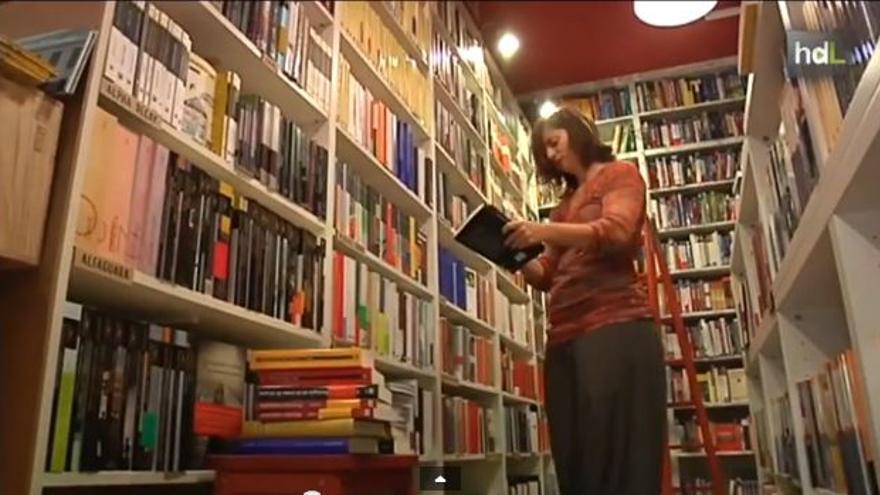 Una librería de la ciudad de Sevilla