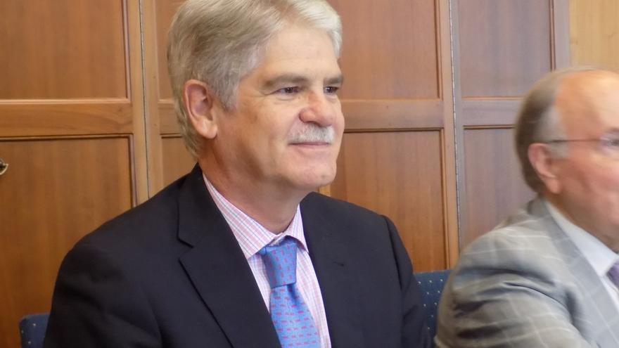 Dastis dice que en 2018 subirá el presupuesto de la AECID y se intentará mejorar la situación de sus trabajadores