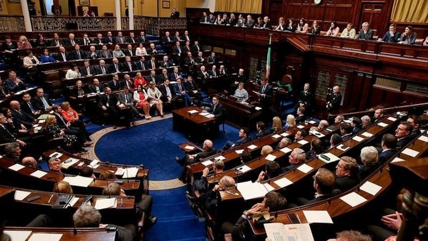 Parlamento de Irlanda