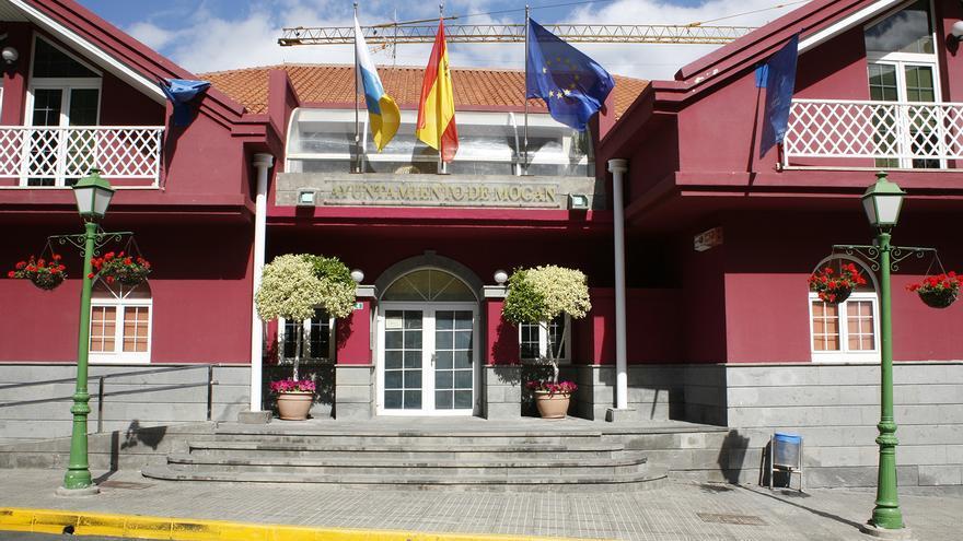 Ayuntamiento de Mogán (ALEJANDRO RAMOS)