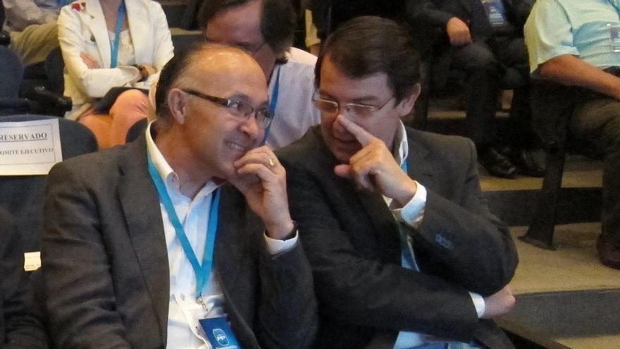 Ruiz Medrano no se presentará a la reelección como presidente del PP en Valladolid