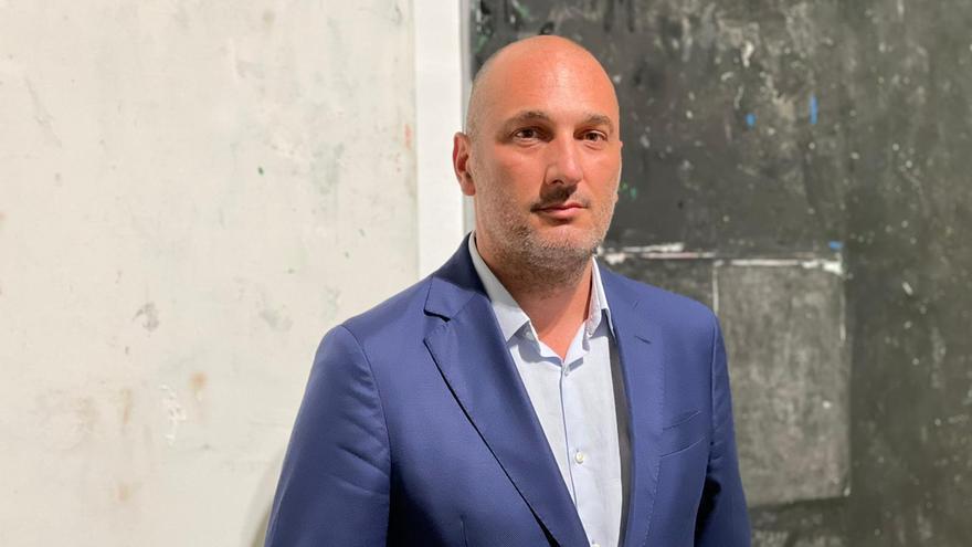 Pedro José García Rex, concejal de Cultura, Turismo y Deporte en el Ayuntamiento de Murcia