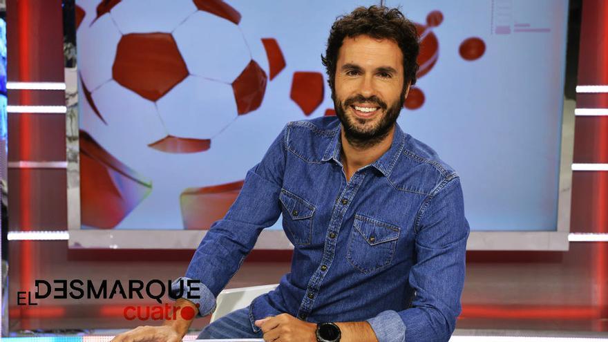 Luis García presentará 'El Desmarque de Cuatro'