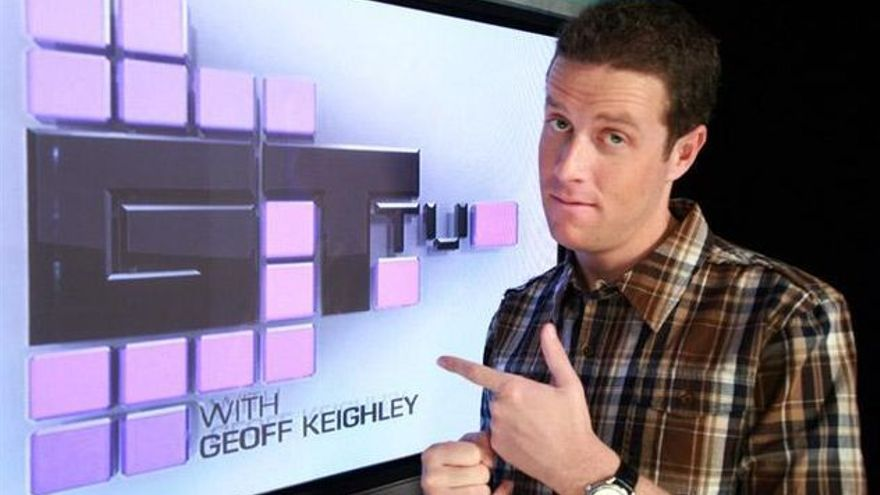 Geoff Keighley The Game Awards 2014